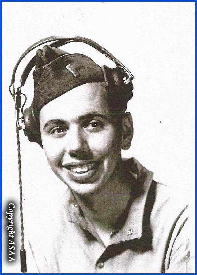 Victorville, California, in October 1943 - 1st Lt. Donald J. LYMA