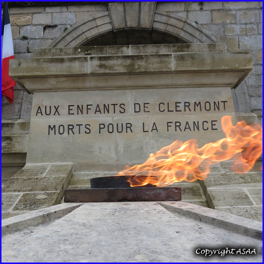 Le monuments aux morts