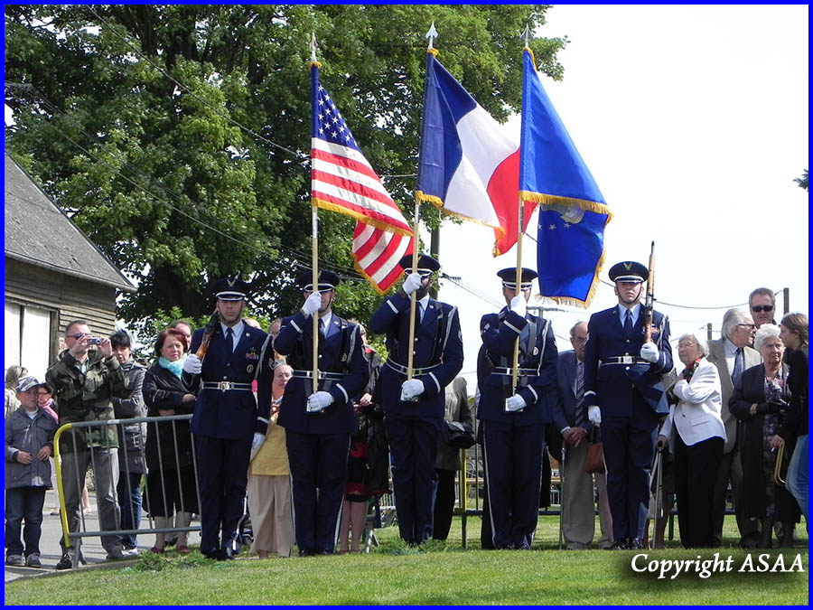 Le Cardonnois - Honor Guards