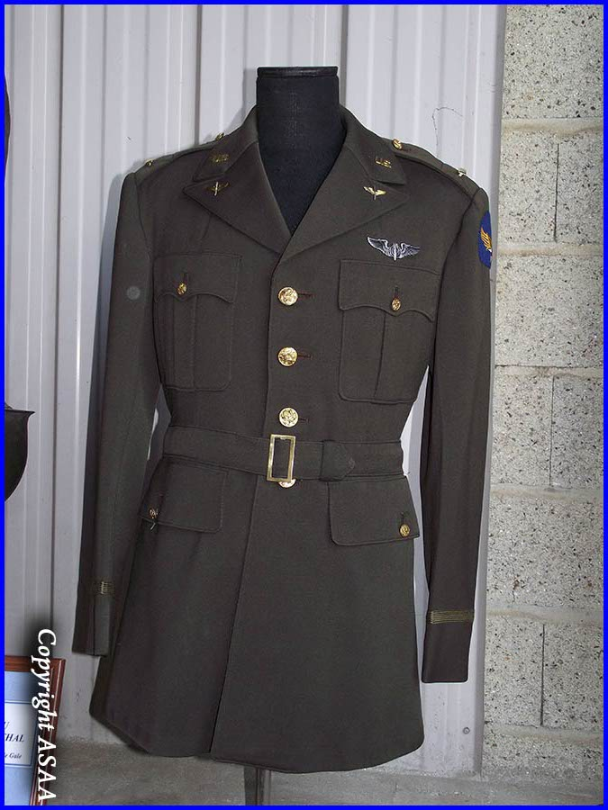 Le Cardonnois - The jacket of 2nd Lt. Rosenthal