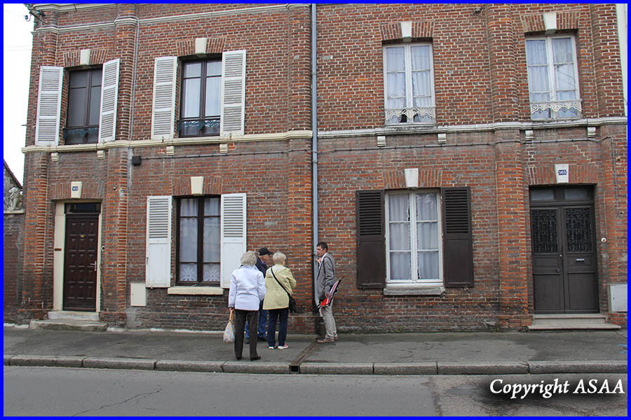 Beauvais - Saint Just-des-Marais