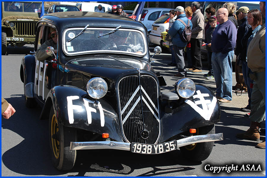 Citroen-Traction avant