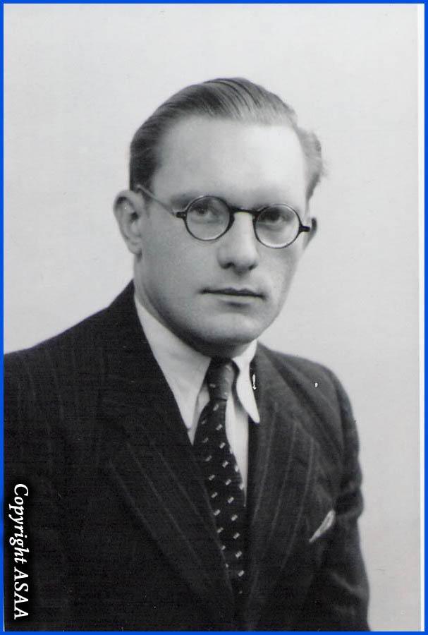 Dr Edmond Caillard 1912 1991